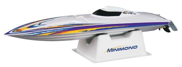 Minimono Brushless 2.4GHz RTR Boat