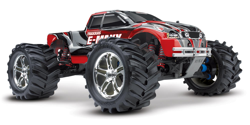 E-Maxx 4WD Monster Truck RTR