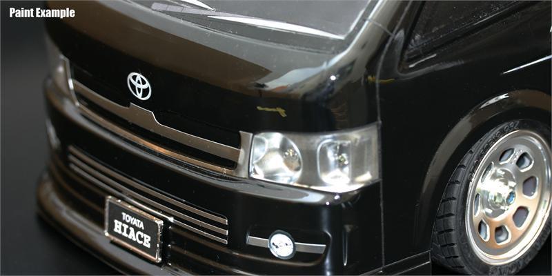 Toyota HIACE Clear Body Set