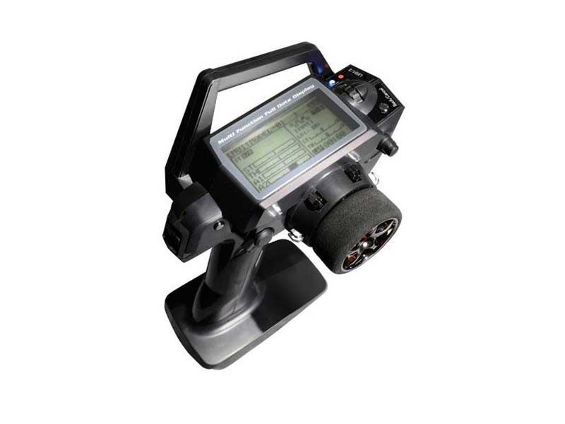 MT-4 Pistol Grip Radio 2.4G w/Telemetry