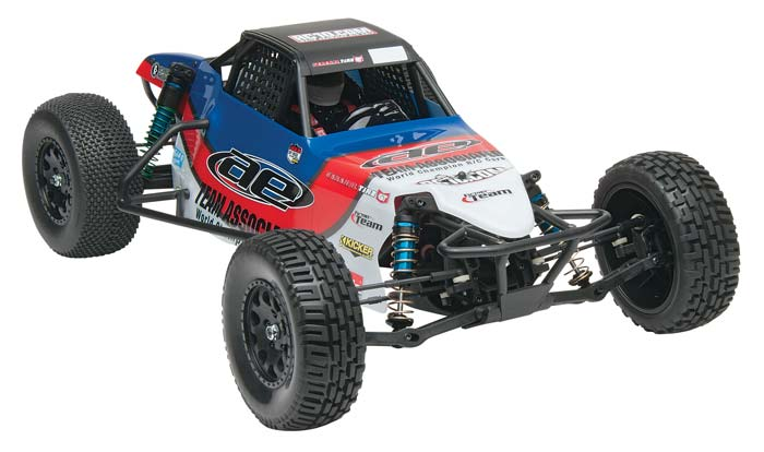 SC10B RS Brushless 2.4GHz RTR
