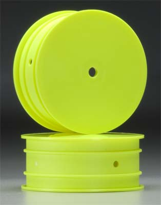 "Front Wheel 2.2"" Yellow B44 (2)"