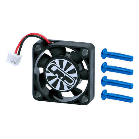 Brushless Low Profile Fan