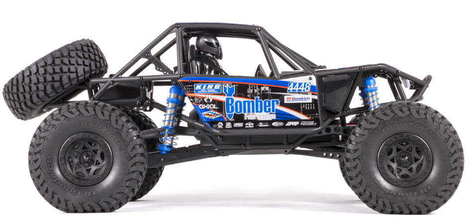 1/10 RR10 Bomber Electric 4WD RTR