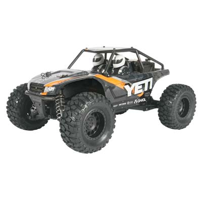1/18 Yeti Jr Rock Racer 4WD RTR - Click Image to Close