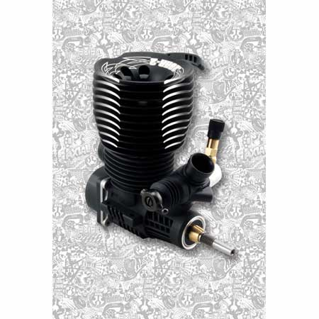 Axial 28RR 2 Engine: Black