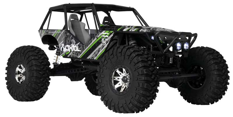 1/10 Wraith Rock Racer 4WD 2.4GHz RTR