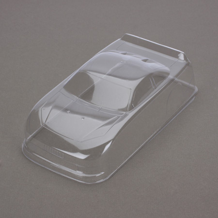 COT Stock Car Body Clear: LOS Micro SCT/Rally
