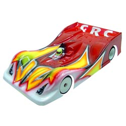 CRC 1/12 Courage C60 Evo3 LMP Body