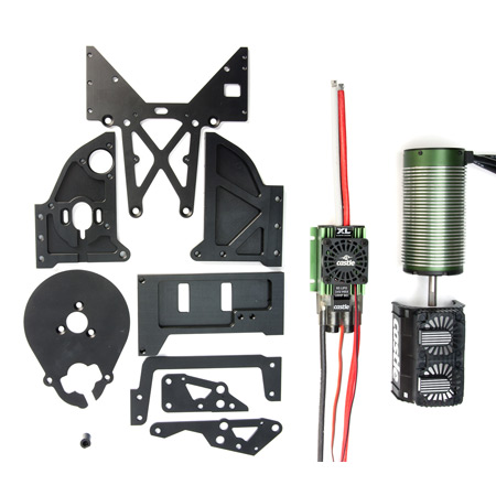 Baja Conversion Combo,ESC/Motor/Kit2028-780K:5B/5T