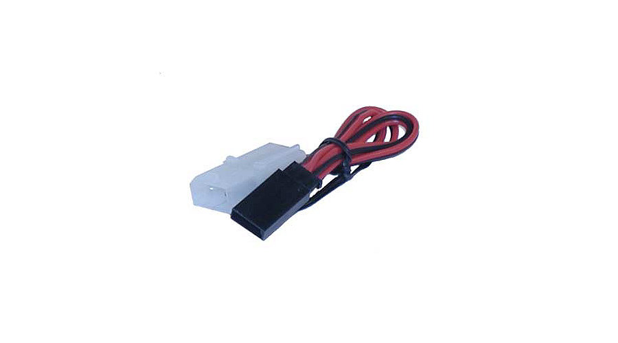 Receiver Pack Charger Adapter