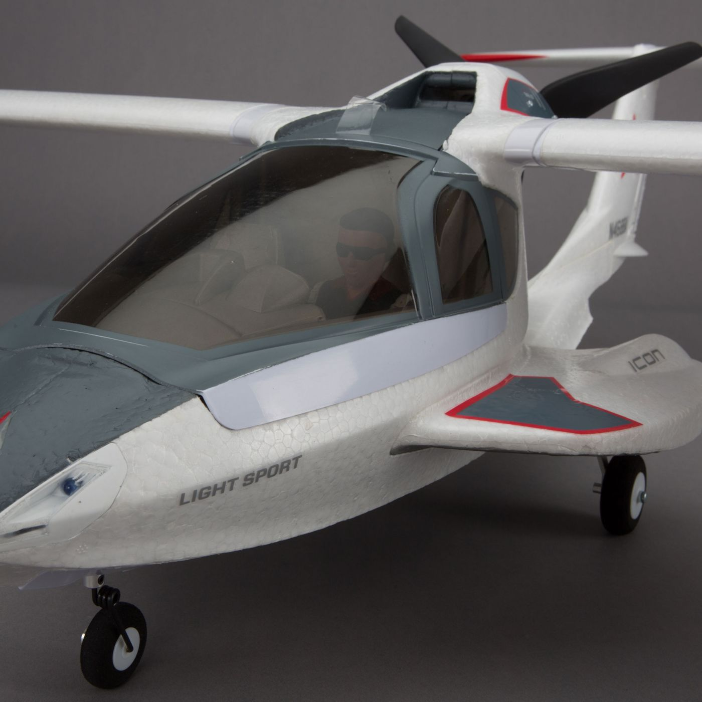 ICON A5 1.3m BNF Basic
