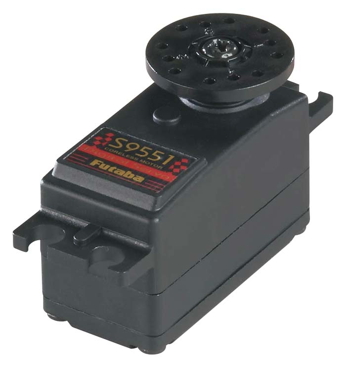 S9551 Low Profile Digital High Speed/Torq Servo
