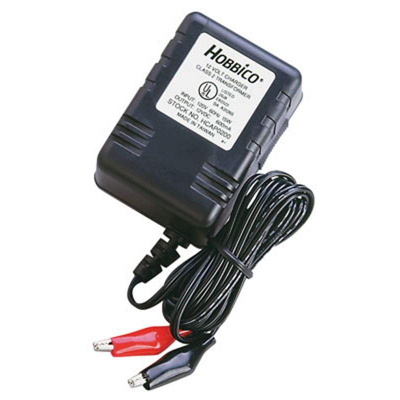 12 Volt Charger U/L Listed