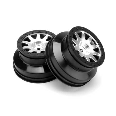 MK 10 Wheel Matte Chrome (2): Blitz