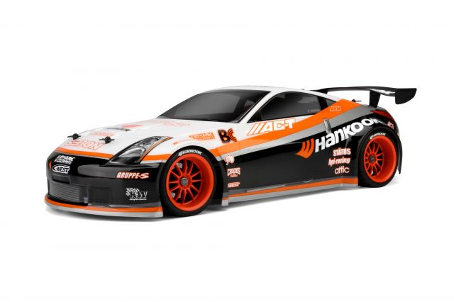 Nissan 350Z Hankook Clear Body 200mm