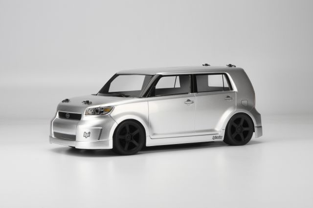 Scion XB Clear Body: Switch