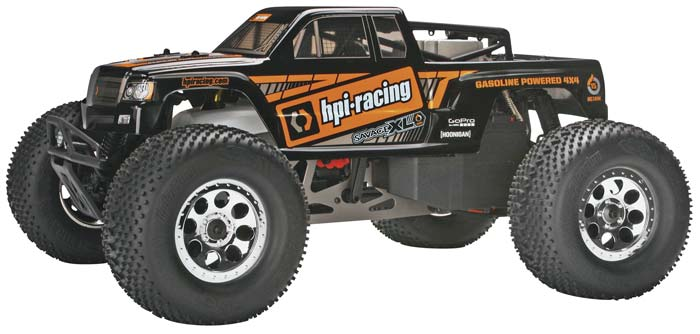 1/8 Savage XL Octane Gas 2.4GHz RTR