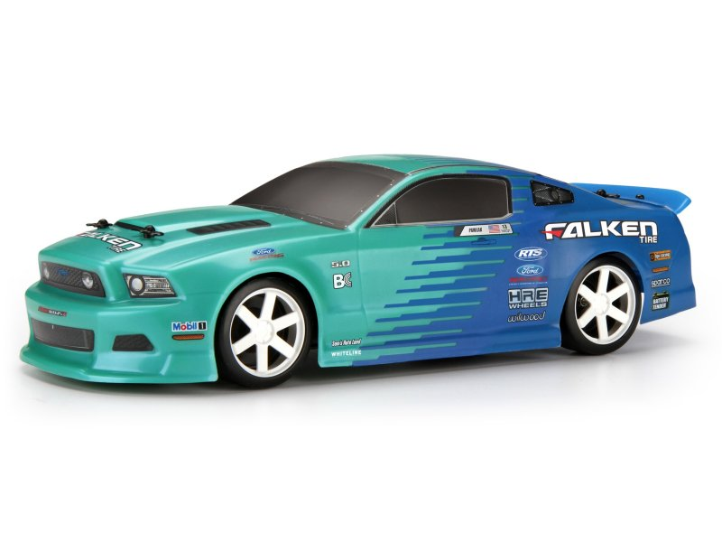 Falken 2013 Mustang Body 140mm