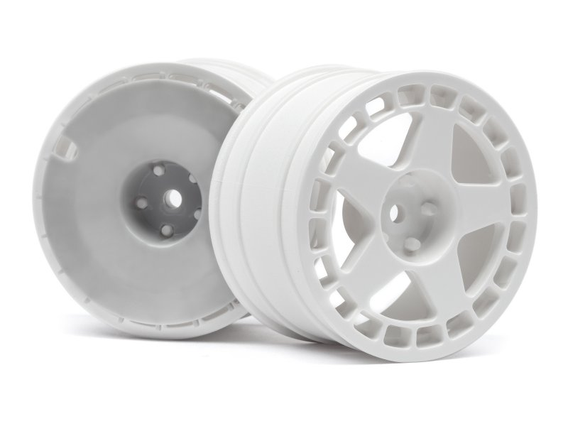 "fifteen52 TurboMac Wheel White (2.2""/57x35mm/2pcs)"