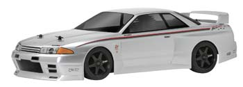 Nissan Skyline GT-R Body, Clear, 200mm