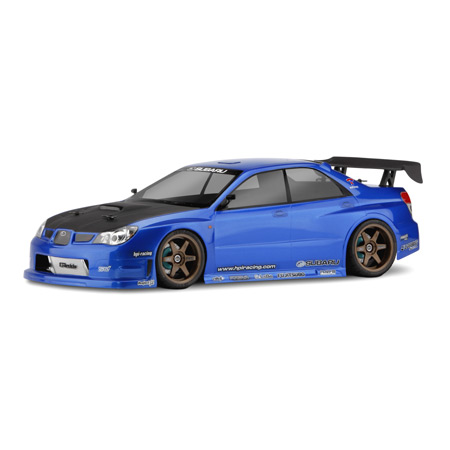 Prova HPI Impreza Clear Body, 200mm