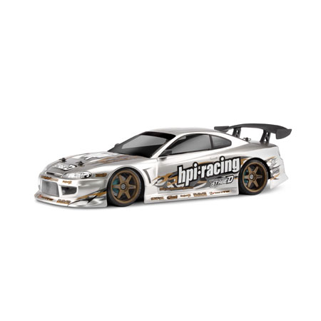 Nissan Silvia Clear Body 200mm