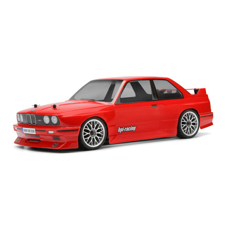 BMW M3 E30 Clear 200mm Body: RS4, Sprint 2