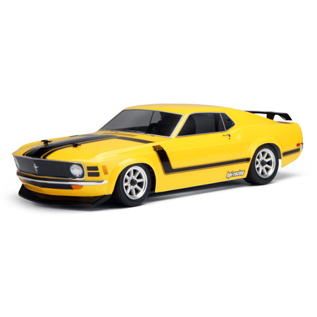 1970 Mustang Boss 302 Body (200mm)