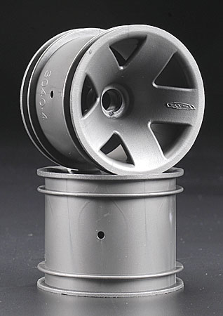 Type F5 Truck Wheel Gun Metal (2)