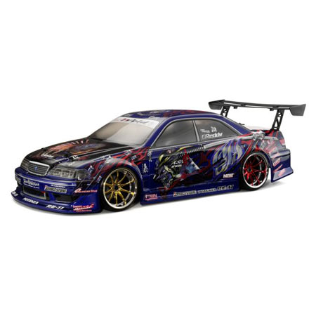 Weld X JLX100 Toyota Mark II Clear Body 200mm
