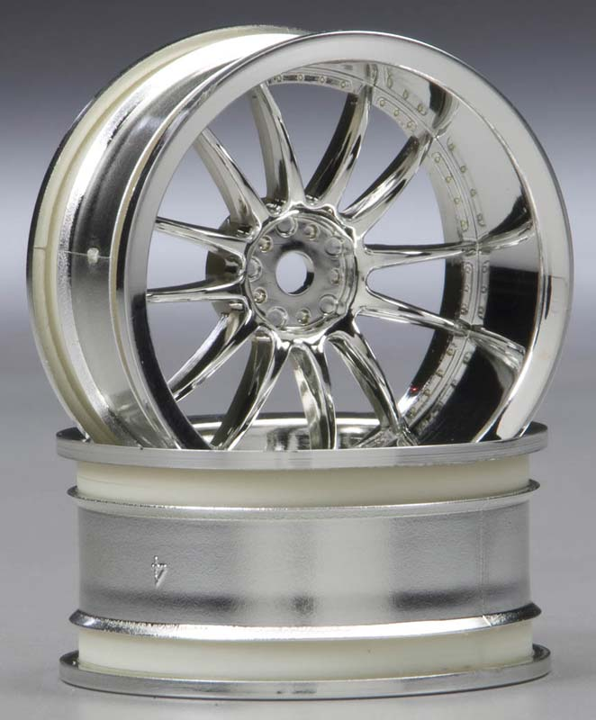 Work XSA Wheel 26mm Chrome (2) 9mm Offset