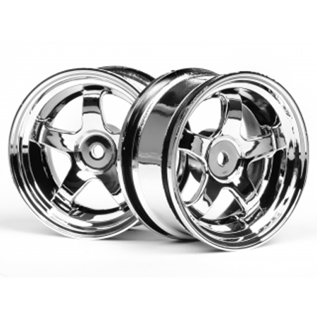 Work Meister Wheel Chrome 3mm Offset