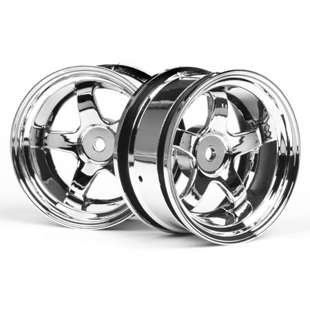 Work Meister Wheel Chrome 6mm Offset