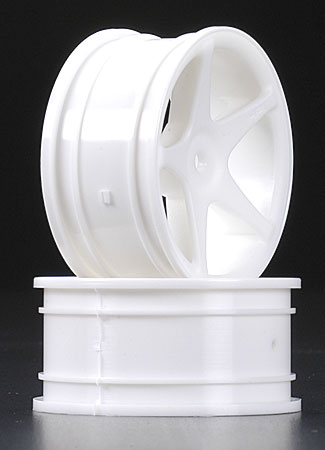 Super Star Tour Wheels Standard White