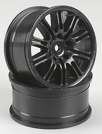 10-Spoke Sport Wheel 26mm Black