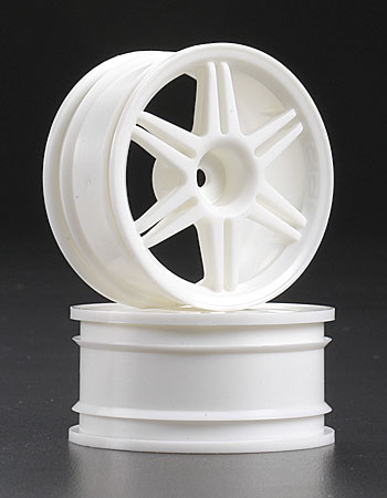 12-Spoke Corsa Wheel 26mm White (2)