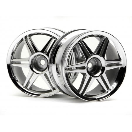 Corsa Wheel 26mm Chrome