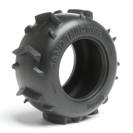 Sand Thrower Tire D Compound (2): FS