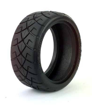 Belted X-Pattern Tires 26mm