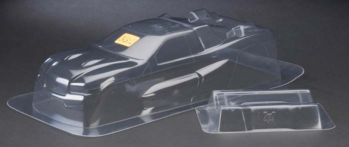 DSX-1 Clear Truck Body Firestorm