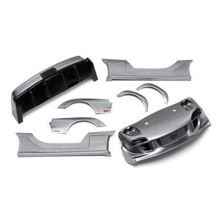 Stage-D Mazda RX-7 FD3S Aero Body Kit: RS4, E10