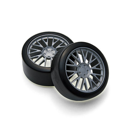 Front/Rear Drift Tire Set Micro RS4