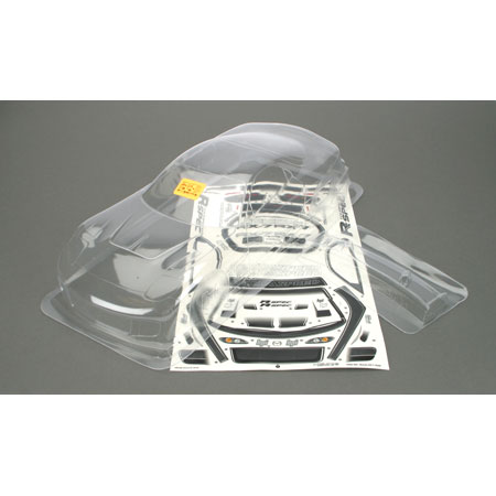 Mazda RX-7 Body, Clear, 190mm