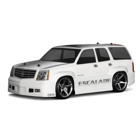 Cadillac Escalade Body, Clear