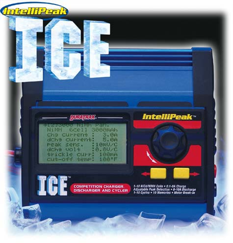 IntelliPeak ICE Charger