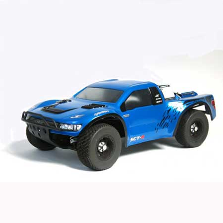 Illuzion Ford Raptor SVT Clear Body, SLH4x4, SC10