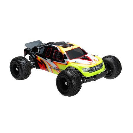 Illuzion Clear Body Ford Raptor SVT: RUXL5