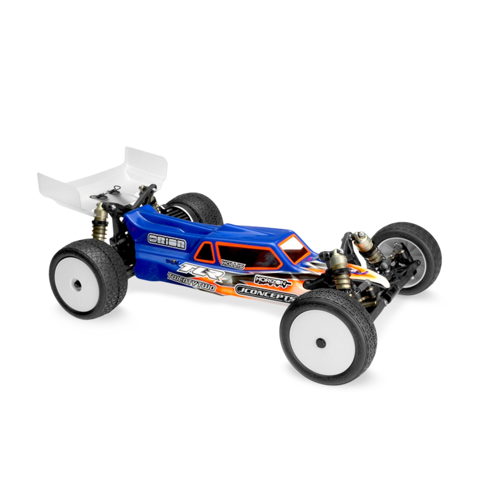 TLR 22 3.0 Body with 6.5 Wing