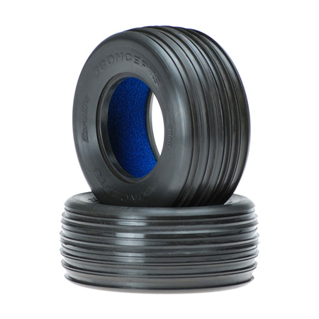 Front Carvers Tire, Blue, 3.0 x 2.2 :SC